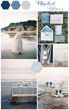 Beach Wedding Ideas from Coastal Bride