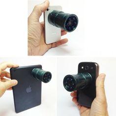 Nighvision voor de iPhone