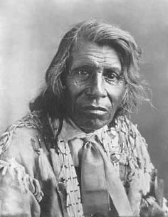 Chief Bemidji aka Shay-now-ish-kung aka Bay-me-ge-maug - Ojibwe 1895.