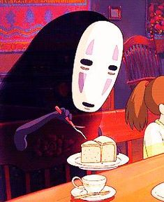 Spirited Away. No Face