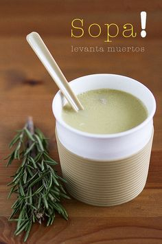 La sopa del año nuevo