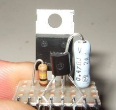 Picture of High Power LED Driver Circuits