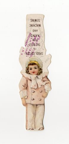 78.8738: paper doll | Paper Dolls | Dolls | Online Collections | The Strong