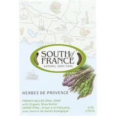 South Of France Bar Soap - Herbes de Provence - 6 oz - 1 each