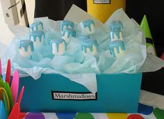 party food toodee marshmallows
