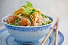 Chinese Fried Rice With Shrimp and Peas Recipe - NYT Cooking