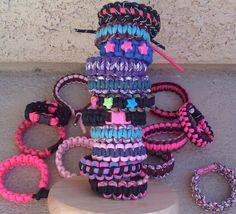 Custom Paracord Bracelet by ThatKnottyGirl on Etsy, $8.00