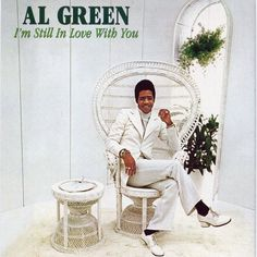 "Al Green ""im still in love with you"". vinyl classic soul album"