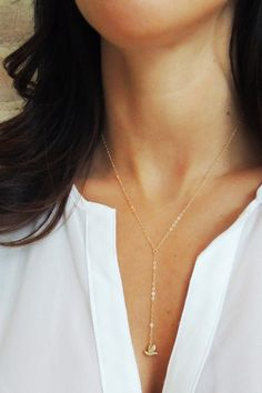 EN FLIGHT NECKLACE - Christine Elizabeth Jewelry™