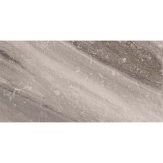 Style Selections Sovereign Stone Pearl Glazed Porcelain Indoor/Outdoor Floor Tile (Common: 6-in x 12-in; Actual: 11.85-in x 5.93-in)