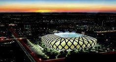 Arena Amazônia - Manaos