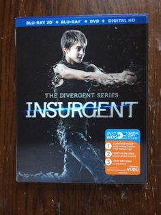 The Divergent Series: Insurgent (3D Blu-ray + ... - Exclusively on #priceabate #priceabateMusicAlbums! BUY IT NOW ONLY $15.99