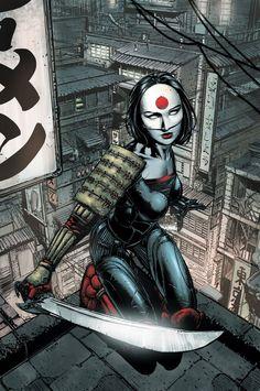 Katana (New 52)