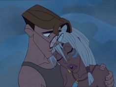 Michael J. Fox and Cree Summer as the voices of Milo & Kida from Atlantis: The Lost Empire Disney Animation, Disney Pixar, Arte Disney, Disney Fan Art, Disney And Dreamworks, Animation Film, Disney Magic, Disney Characters, Disney Princesses