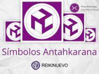 Símbolos Antahkarana para recortar