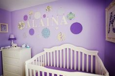 Cool Wall Decor Baby Bedroom Nursery