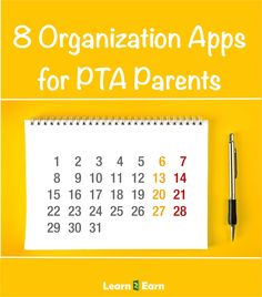 Stay organized while running between parent teacher meetings, soccer practice and home!