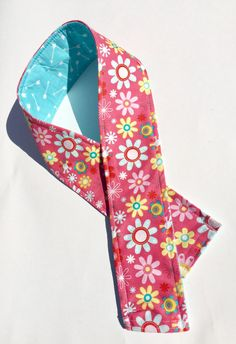 Padded Camera Strap Cover,Neck Strap- REVERSIBLE- Padded- DSLR- Pink Flowers Turquoise Arrows, Photographer Thank You Gift, Photography by SewABC on Etsy