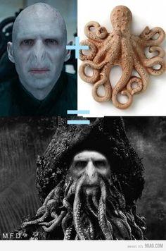 Voldemort!! wait what ?