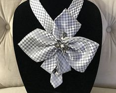Krawatte Halskette