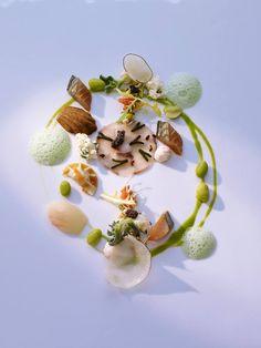 """Thomas Bühner Grand Chef Relais & Châteaux Restaurant """"La Vie"""""""