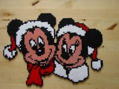 Mickey & Minnie kerst