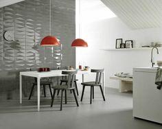 Architettura Marazzi Italy - Многофункциональная керамическая плитка может украсить детскую, или кухню, или даже вашу ванну.
