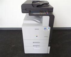Digitaler Farbkopierer Samsung C 9201 - Digitale Laserdrucker Xerox und Samsung - Karner & Dechow - Auktionen Samsung, Filing Cabinet, Washing Machine, Home Appliances, Storage, Furniture, Home Decor, Laser Printer, Auction