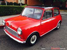 Otro AUSTIN MINI Coupe 1963