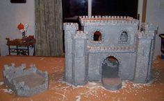 DIY Bearded Dragon Castle - PetDIYs.com