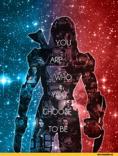 Mass Effect,фэндомы,ME art,Femshep