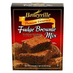 Premium Gourmet Fudge Brownie Mix  12 Box Case  1485 Pounds *** Visit the image link more details.