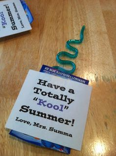 """I Love My Classroom: It's Going To Be a """"Kool"""" Summer"""