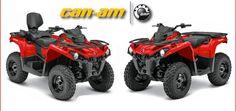 Can-Am Modelle 2015: neue Einstiegs-ATVs Mit der Outlander L 450 und L 500 präsentiert BRP im Rahmen der Can-Am Modelle 2015 einen neuen Maßstab in der Einstieger-ATV-Klasse http://www.atv-quad-magazin.com/aktuell/can-am-modelle-2015-neue-einstiegs-atvs/