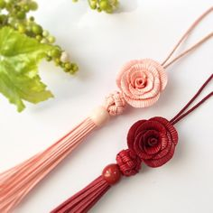 African Fashion, Bobby Pins, Tassels, Crochet Necklace, Hair Accessories, Paper, Crafts, Beauty, Jewelry
