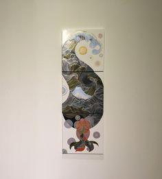 Dream#imagine #artwall #studio  #collector  #artfair #artist #contemporaryart  #painting #drawing  #art #artwork #sophiakim  #landscape #ambient #nature #mind #zen #arte #artbasel #sotheby  #christi #artfair #museum #line #nature #progress #일상 #memory  #김소희 #color #colorful