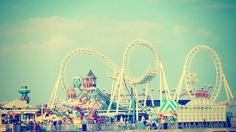 Amusements Wildwood, NJ! 2 by Lisa Kettell, 2nd filter