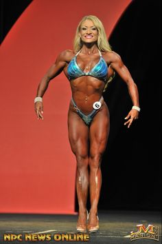 Wendy Fortino - 2015 Mr Olympia