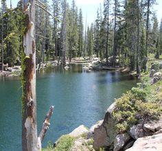 Turnaround Lake, CA