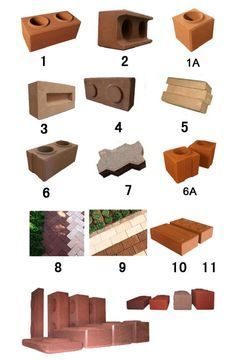This article will discuss what interlocking bricks are, the advantages and disadvantages of using them and whether they are good for construction. - click for 3 min read Paver Blocks, Concrete Blocks, Brick Roof, Earth Bag Homes, Brick Projects, Interlocking Bricks, Wardrobe Door Designs, Brick Molding, Roof Trusses