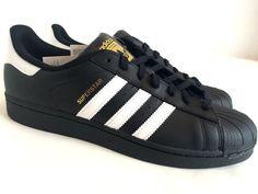 531794bd01df31 Adidas Originals Superstar Foundation Trainers Mens Sizes 7 to 12 NEW B27140