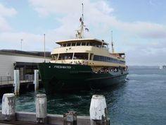 Manley Ferry, Sydney