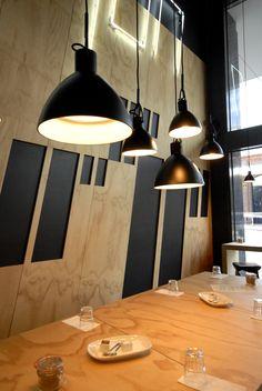 11 Inch Pizzeria - Nord and Nord XL Pendant Lights Australian Lighting, Cafe Design, Interior Design, Pendant Lights, Restaurant Design, Hospitality, Lighting Design, Design Inspiration, Ceiling Lights