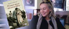 """Susana Fortes nos presenta su nueva novela """"El amor no es un verso libre"""", que se inspira en una pasión imposible"""