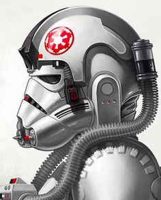 AT-AT Driver by Mike Mitchell - Mondo / Star Wars Portrait Series. Signed & Numbered by Mike Mitchell (lower left corner). Limited Edition - 783 of Mike Mitchell, Decoracion Star Wars, Dark Vader, Starwars, Omg Posters, Nave Star Wars, Cuadros Star Wars, Star Wars Personajes, Marvel E Dc