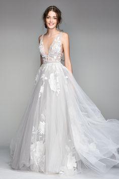 Neue Hochzeit Stil Fragen Sie die Experten: Was sind die Big Bridal Trends für 2018/2019 - Neue Hochzeit Stil