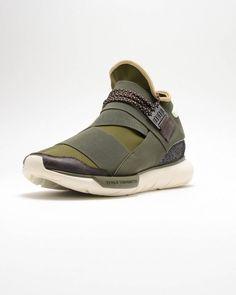 Adidas Y-3 Qasa High | sivasdescalzo.com