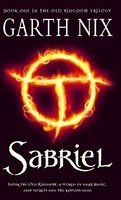 Sabriel: For many years, Sabriel has lived outside the walls of the Old Kingdom, away from the random power of Free Magic and away from the Dead who won't stay dead. But, her father, the Mage Abhorsen, is missing and, to find him, Sabriel must cross back into that treacherous world where monsters stalk and fear prevails.