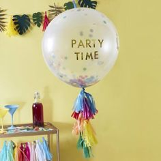 Customisable Confetti Balloon Kit - Balloons Online - Delivered – The Original Party Bag Company