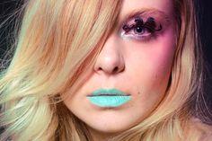 photography: martha sarah  make-up & model: diana ionescu